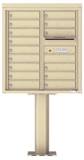 8 to 15 Door Free Standing Pedestal Laptop Storage Lockers