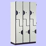 Extra Wide Designer Lockers