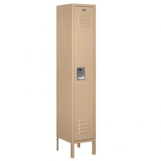 "12"" Wide Single Tier Standard Lockers"