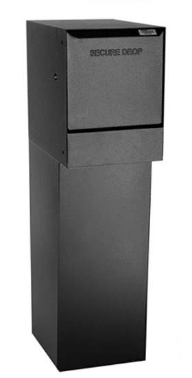 Wall Mount Package Receiving Drop Boxes