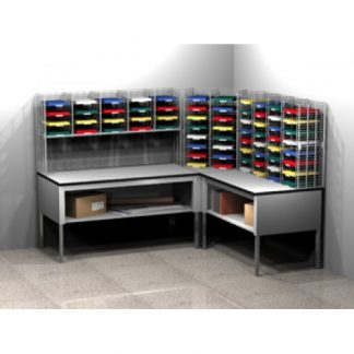 Multiple Systems Wire Mail Sorters