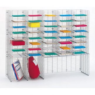 """60"""" Wire Mail Sorters"""