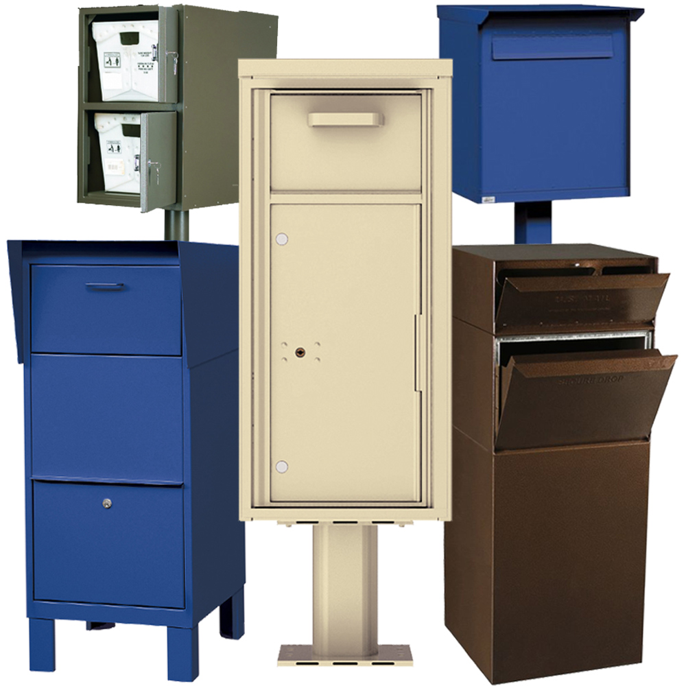 Collection Mailboxes