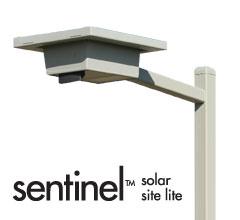 Solar Powered Site Lite
